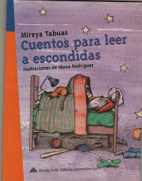 Cuentos para leer a escondidas mireya tabuas - Lamparas para leer libros ...
